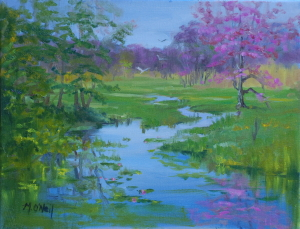 Fresh Water Marsh Spring
